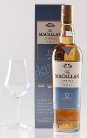 Macallan 12 years Fine Oak 0.5l