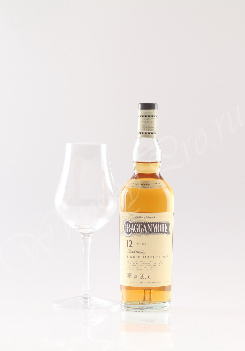 виски Краганмор 12 лет 0.2 л. Шотландский виски Cragganmore 12 years 0.7 l