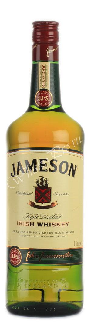 Виски Jameson 1 л.