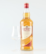 Dewars White Label 1 литр