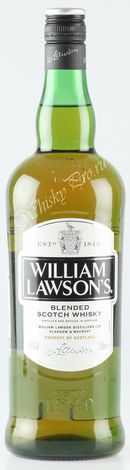 Виски William Lawsons 1l