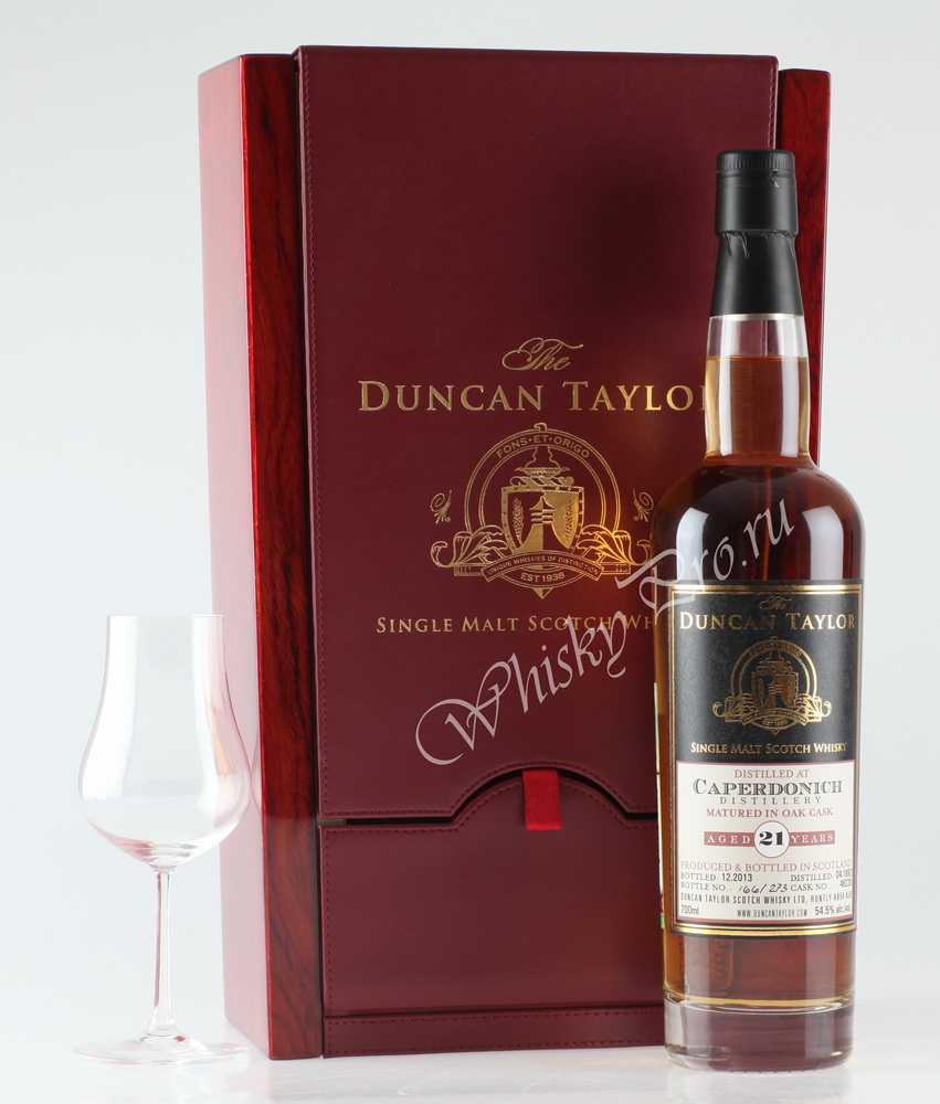 Виски Капердоник 21 год Шотландский виски Caperdonich 21 years