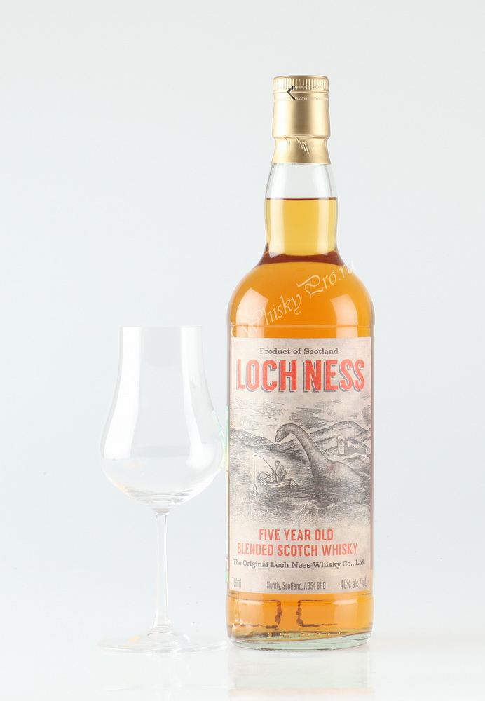 виски Лох Несс 5 лет Виски Loch Ness 5 years