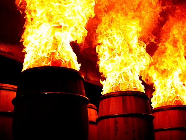 Бочки для виски своими руками