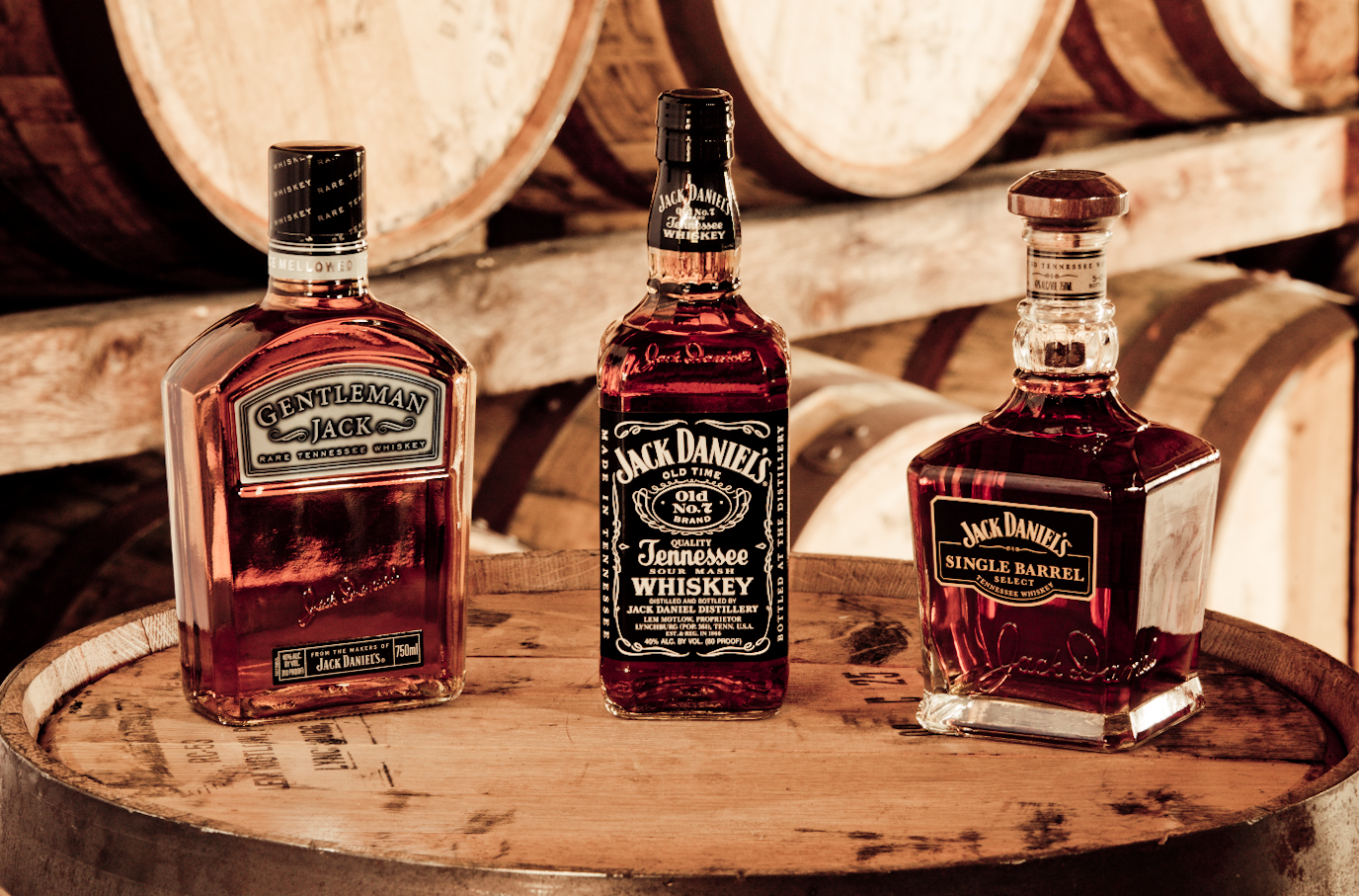 jack daniels business history It took brilliant marketing to turn jack daniel's into the lore and legend— jack daniel's ads have focused on the history of business insider.